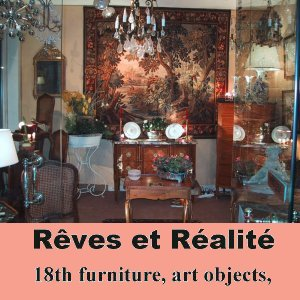 R�ves et R�alit� is a specialist of 18th Century, Art Aniques,
